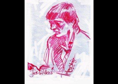 JOE WILKES at Blacks(2)